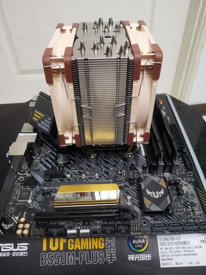 電腦桌機升級 AMD Ryzen 3700x-04