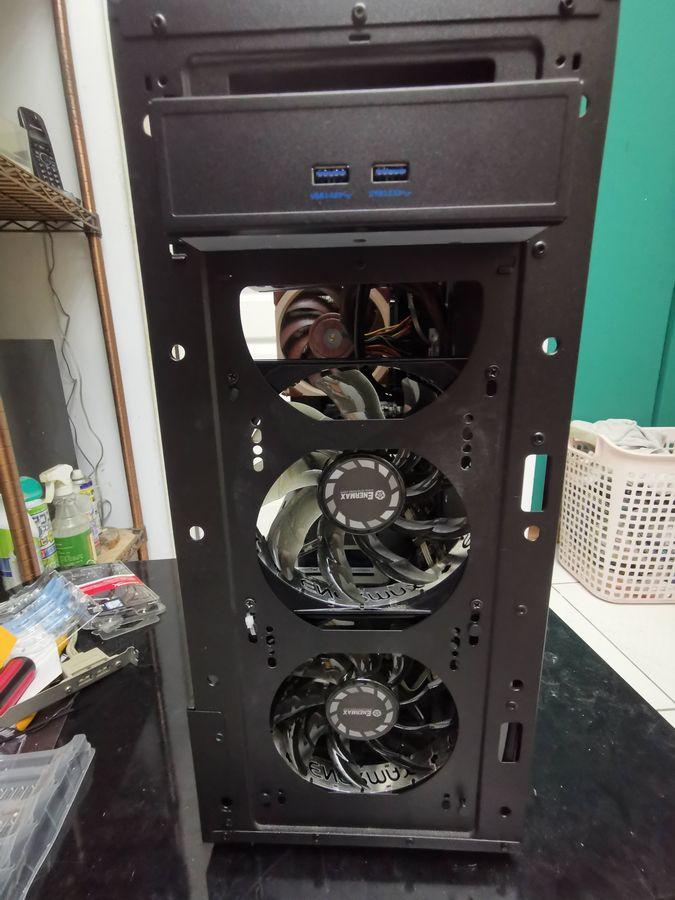 電腦桌機升級 AMD Ryzen 3700x-06