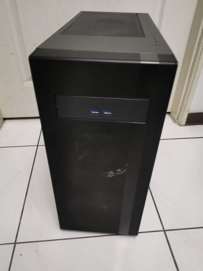 電腦桌機升級 AMD Ryzen 3700x-12