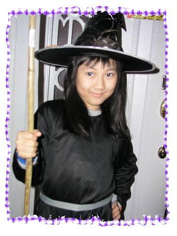 可愛的小巫婆--Jenny
