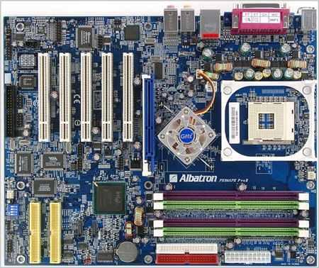 主機板-青雲 PX865PE Pro 2.0