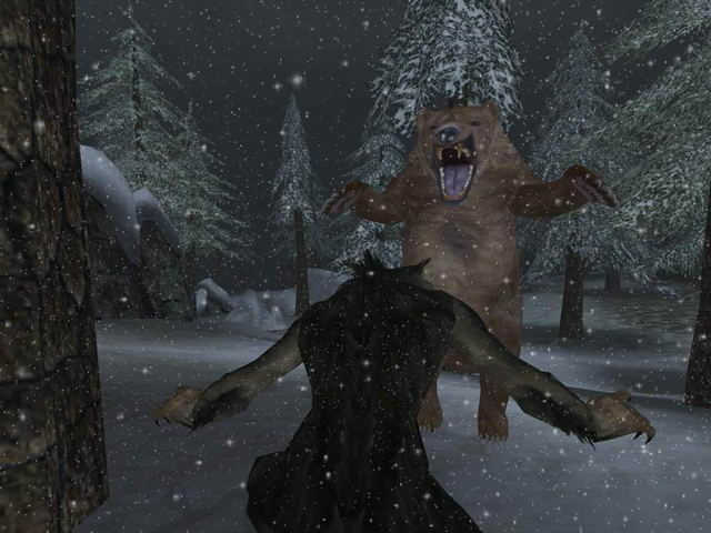 Morrowind Screenshot creature-2