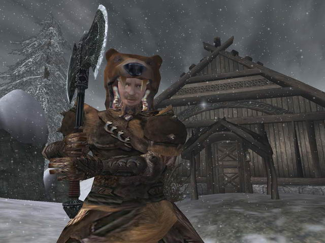 Morrowind Screenshot person-1